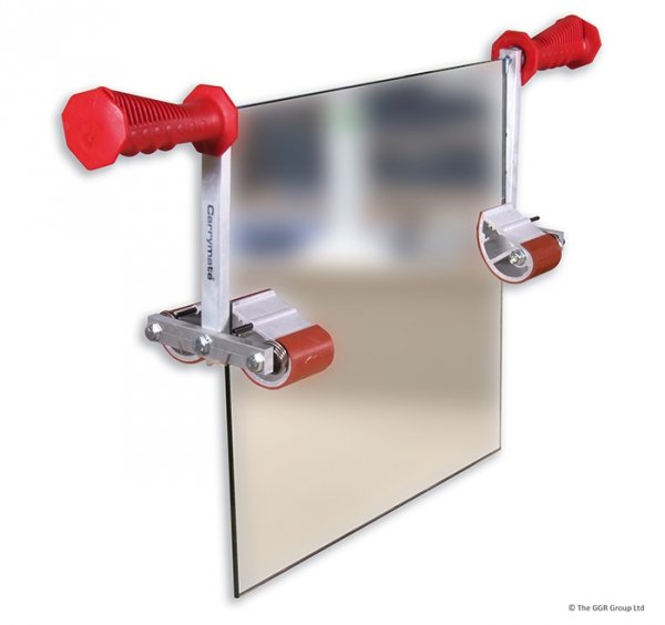 Carrymate uchwyt zaciskowy do noszenia szkła 0-80