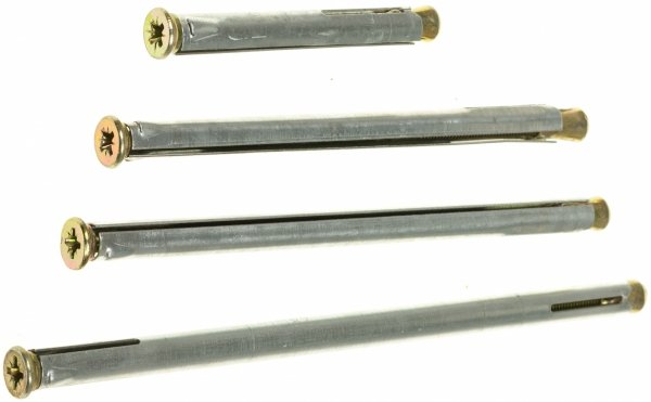 Kotwa łącznik do ościeżnic drzwi KO 10x152 100szt