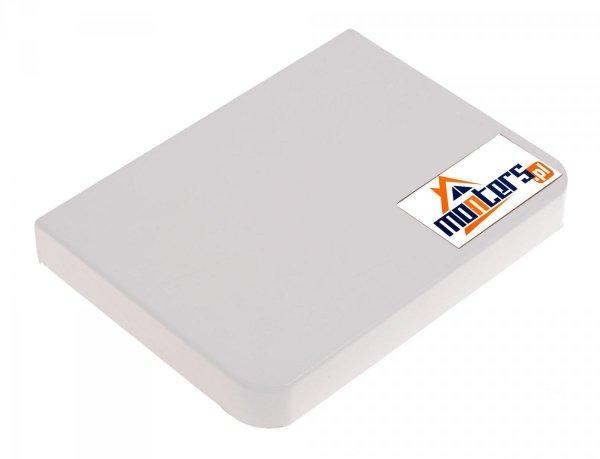 Parapet MDF Biały mat 212x30x2,5cm