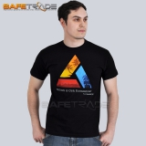 [TSH-47] Assassin's Creed™ Premium T-shirt Ubisoft Koszulka Abstergo L
