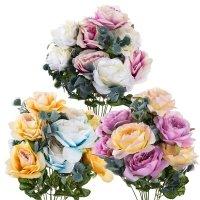 Bukiet Róż [Komplet 3szt]