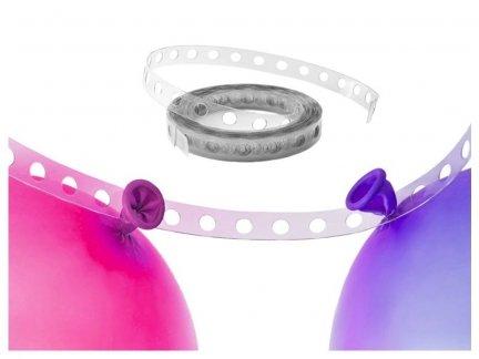 Taśma do Girland Balonowych [Komplet - 10 sztuk]