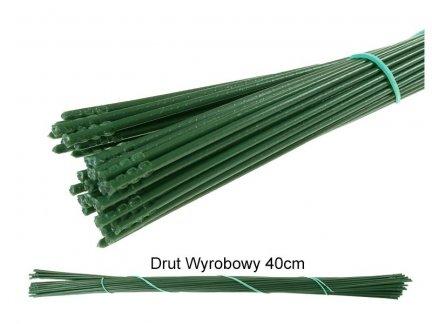 Drut Wyrobowy 40cm/50szt [Zestaw - 20 Kompletów]