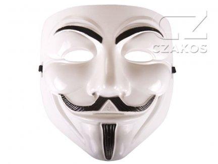 Maska Vandetta [ Komplet 10 sztuk]