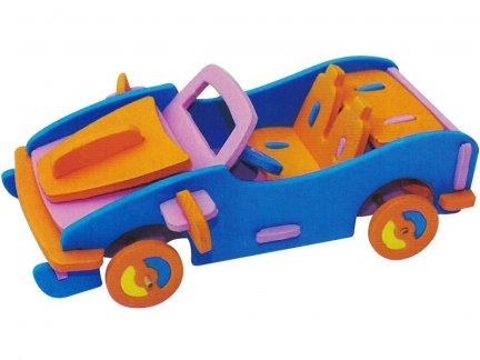 Zestaw Auto 1 [Komplet - 10 sztuk]