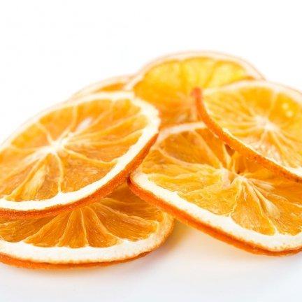 Suszone Plastry Pomarańcze 50g [Komplet - 10 Opakowań]