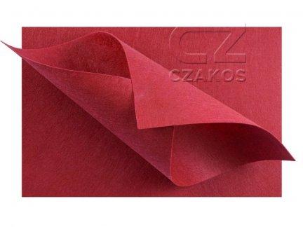 Filc 20x30cm Czerwony [ZESTAW 10 SZTUK]