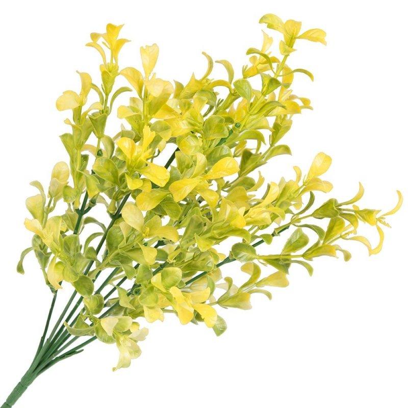 Gałązki Dekoracyjne Żółte