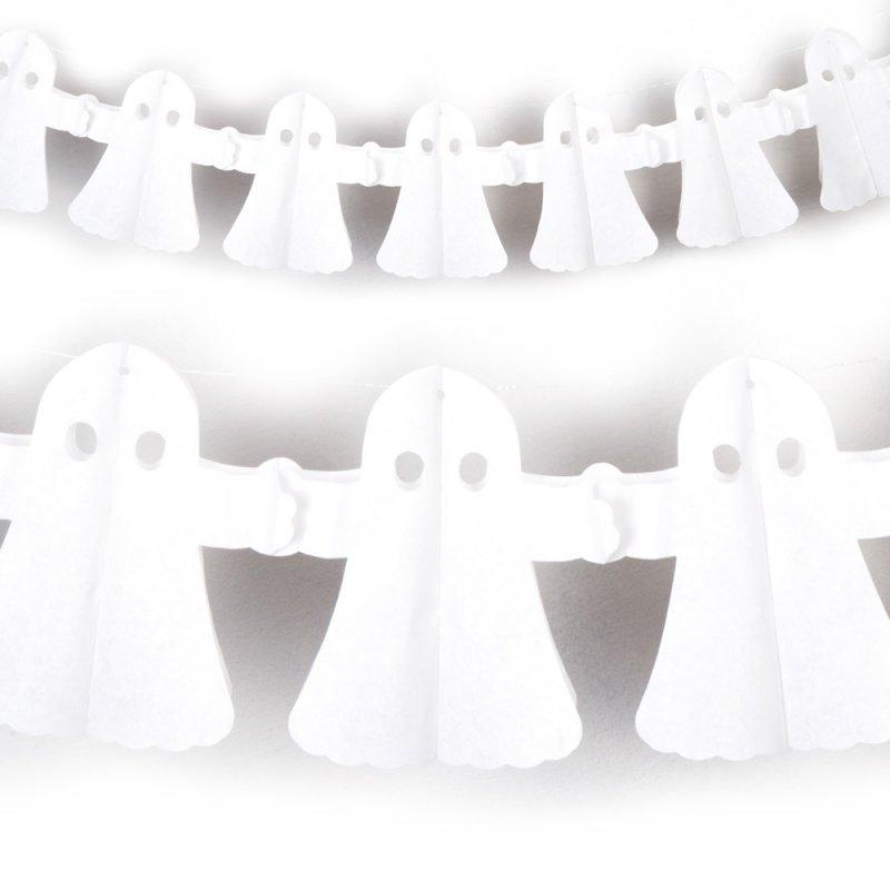 Girlanda Duszki Halloween 3D [Komplet 10szt]