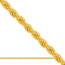 Łańcuszek złoty 585 - Lp140