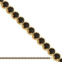 Bransoletka złota, damska 585 - 27964