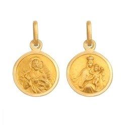 Medalik złoty 585 - 28609