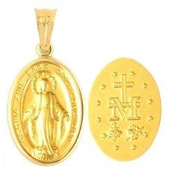 Medalik złoty 585 - 28894