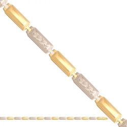 Bransoletka złota, damska 585 - 29386