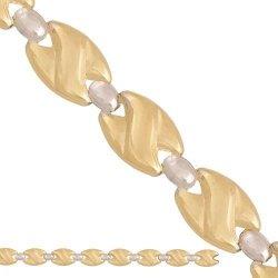 Naszyjnik złoty ozdobny 585 - 31295