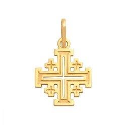Krzyżyk złoty 585 - 33875