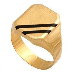Sygnet złoty 585 - Ps009