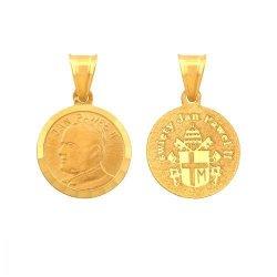 Medalik złoty 585 - 35054