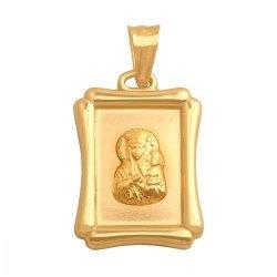 Medalik złoty 585 - 35234