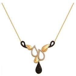 Celebrytka, naszyjnik, łańcuszek ze złota 585 - 36549