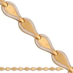 Naszyjnik złoty ozdobny 585 - 39819