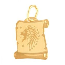 Zawieszka złota 585 znak zodiaku - Zolew