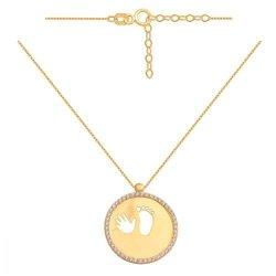 Celebrytka, naszyjnik, łańcuszek ze złota 585 - 41130