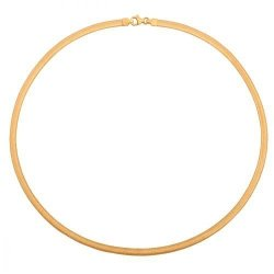 Naszyjnik złoty ozdobny 585 - 41829