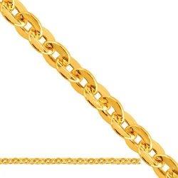 Łańcuszek złoty 585 - Ld101