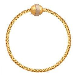 Bransoletka złota, damska 585 - 42698