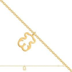 Bransoletka złota, damska 585 - Br026