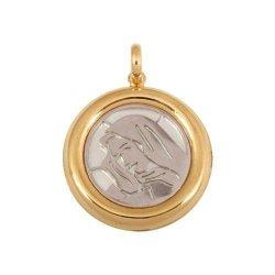 Medalik złoty 585 - 44888