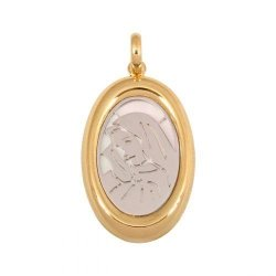 Medalik złoty 585 - 44892