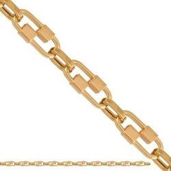 Bransoletka złota, męska 585 - 45045