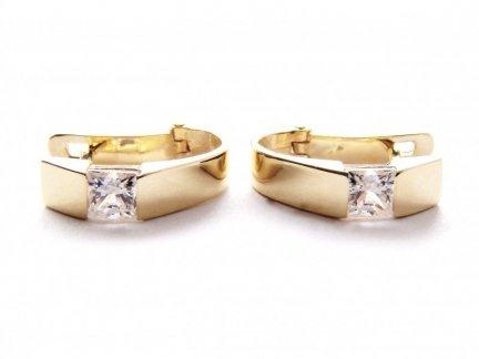 ARTES-Kolczyki złote 292 PR. 585