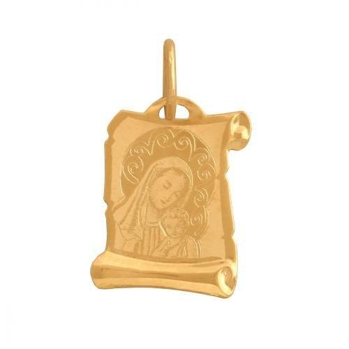 Medalik złoty 585 - 29057