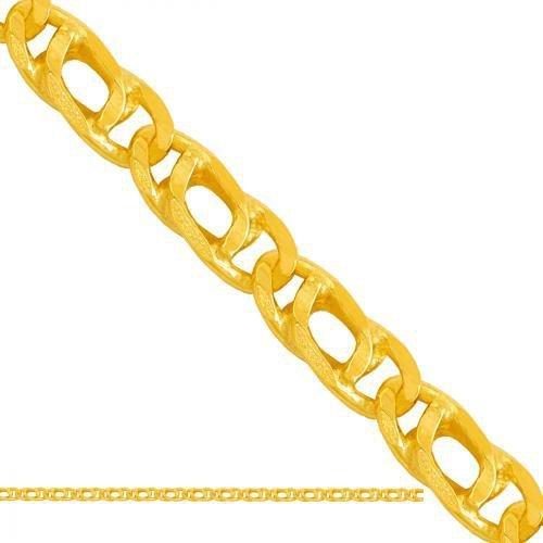 Łańcuszek złoty 585 - Lp114