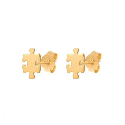 Kolczyki złote 585 sztyft - 40334