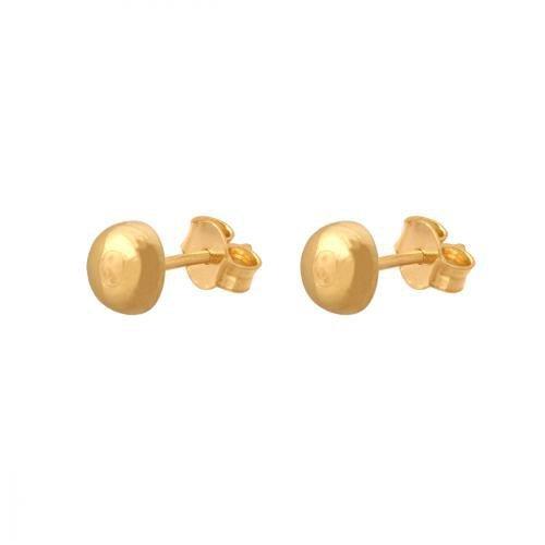 Kolczyki złote 585 sztyft - 41957