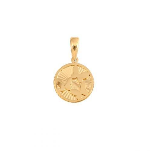 Zawieszka złota 585  - 47879