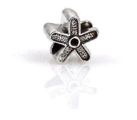 Zawieszka modułowa koralik charms srebro 925