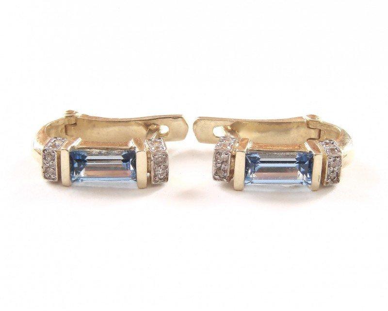 ARTES-Kolczyki złote 470 PR. 585