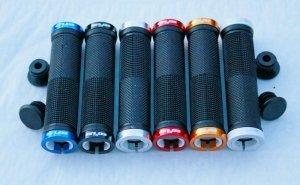 GUBbike-Chwyty kierwonicy 6 kolorow Lock ON (2012)