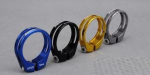 Zacisk sztycy Turner Ultralight 31,8/34.9 4 kolory (2012)