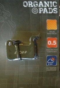 Cloud-Klocki Organiczne Shimano deore xt (2014)