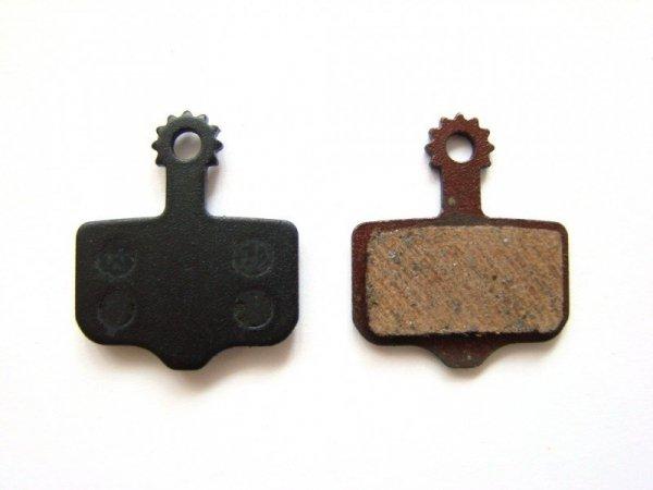 Klocki -polmetaliczne do Avid Elixir (2011)