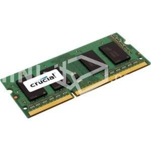 Crucial SO-DIMM 8GB 1600MHz DDR3L CT102464BF160B