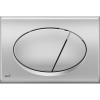 Alcaplast M72 przycisk spłukujący WC chrom mat