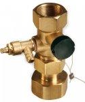 Afriso ASK 1 Szybkozłącze naczynia przeponowego
