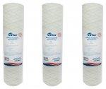 Wkład sznurkowy Filtr mechaniczny do wody 20 mikr